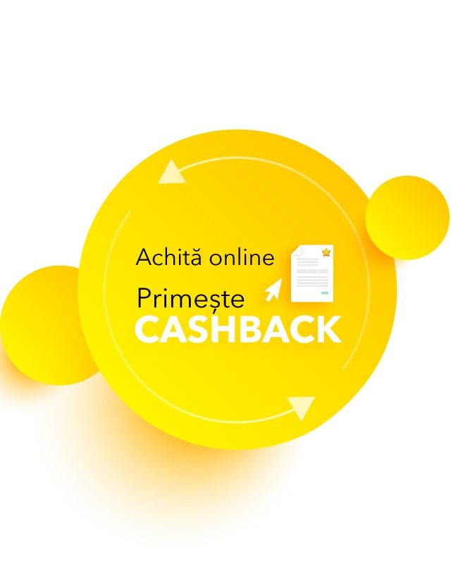 Cashback cu StarNet